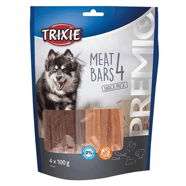 Bilde av Trixie Premio Meat Bars Snackpack 400g