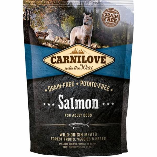 Bilde av Carnilove laks for voksen hund 1,5KG